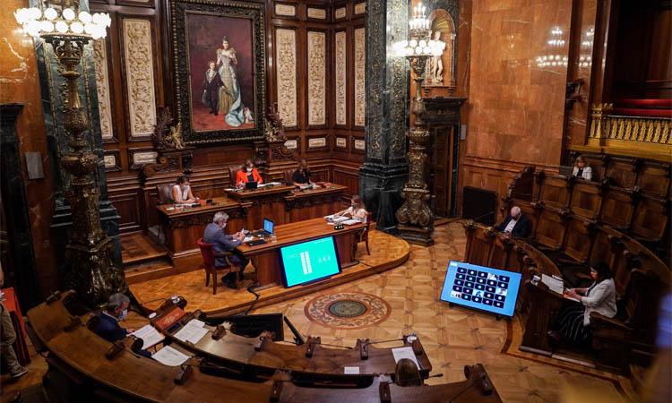 El Ple exigeix per unanimitat a l'Estat poder fer servir el superàvit municipal