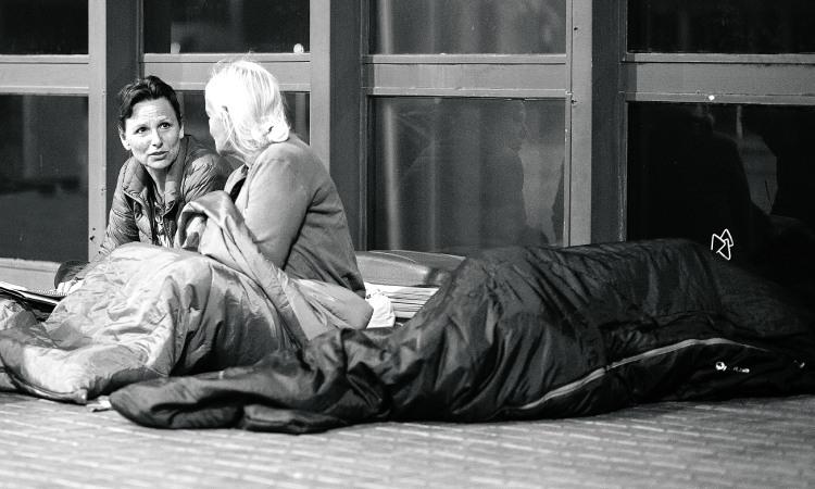 Dones sense llar: una realitat invisible