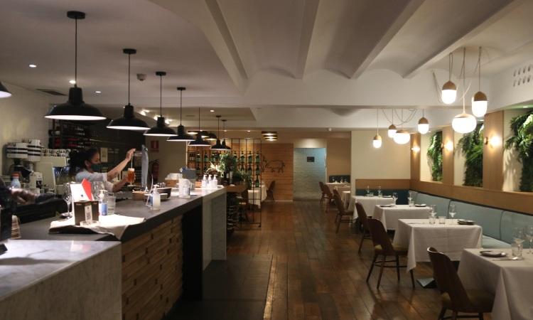 El Gremi de Restauració vol sopars als interiors dels locals