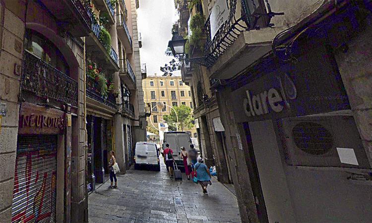 El Gòtic demana un pla de xoc contra la pèrdua de població