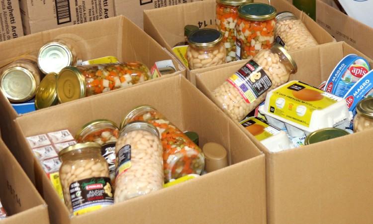 El Banc dels Aliments ja ha distribuït prop de 900.000 quilos de menjar