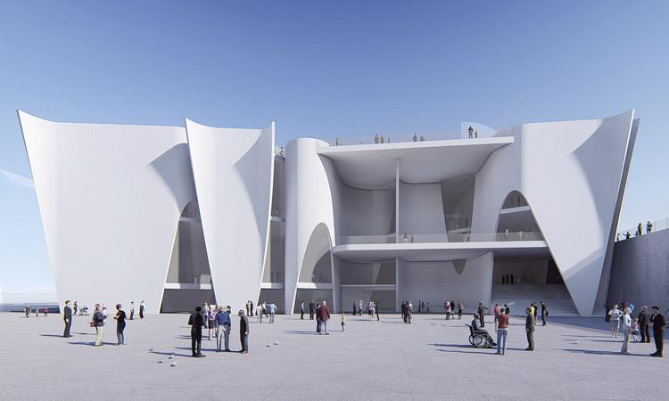 L'obertura de l'Hermitage a la Barceloneta es decidirà aviat
