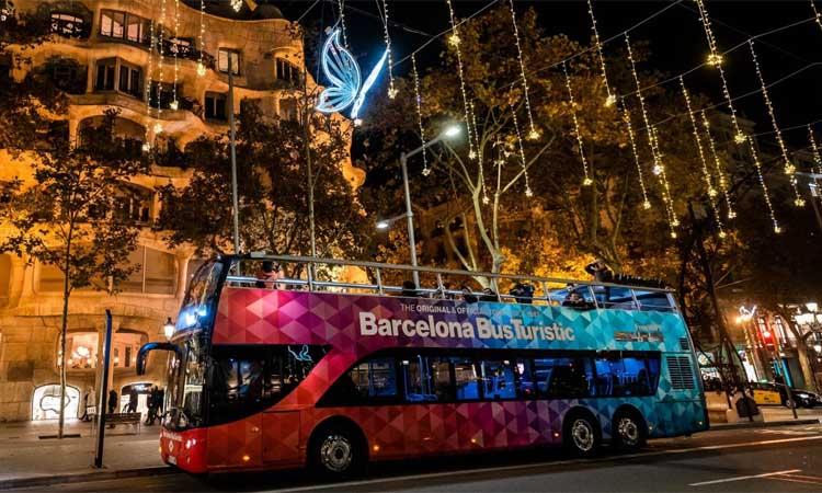 S'amplia la ruta nocturna del bus nadalenc de la ciutat