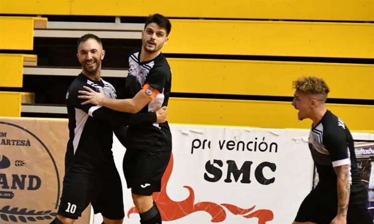 Gran recta final d'any del Barceloneta Futsal
