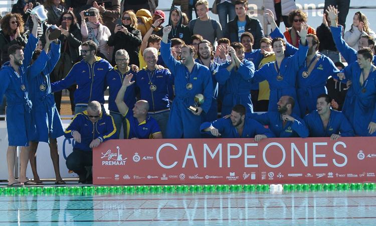 No es cansen de guanyar: el Barceloneta, campió de Copa