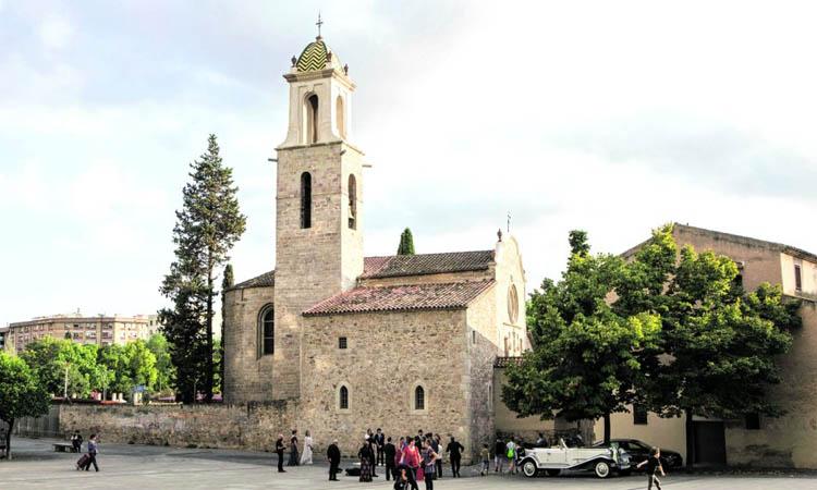 El conjunt de Sant Martí de Provençals, tota una lliçó d'història local