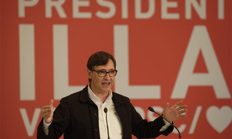 Triomf socialista a Ciutat Vella amb una participació molt baixa