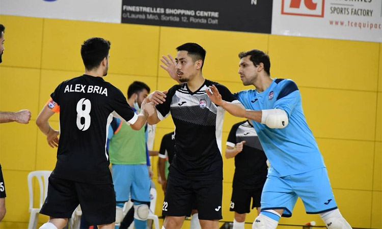 El Barceloneta Futsal, en el tram decisiu de la lliga