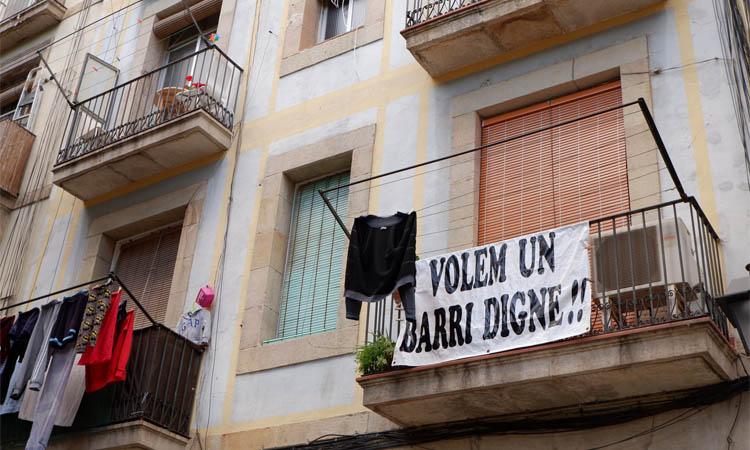 """Emergència Ciutat Vella: """"La pobresa estructural s'està aguditzant per la pandèmia"""""""