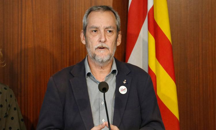 ERC diu a Colau que es planti pel Front Marítim