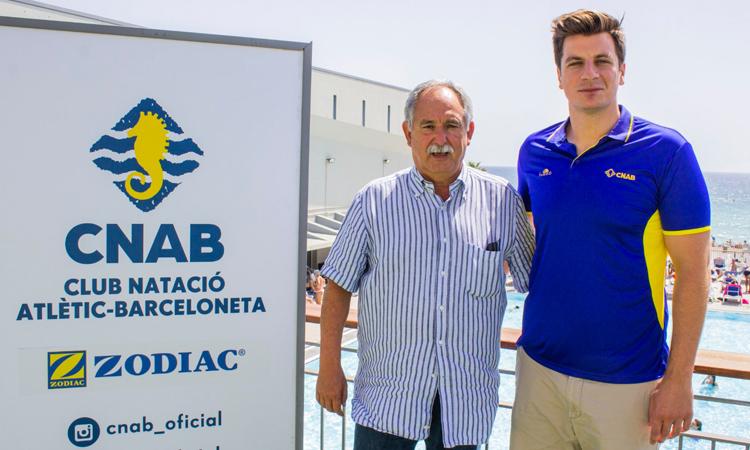 Reforç de luxe: el Barceloneta fitxa el serbi Milan Aleksic