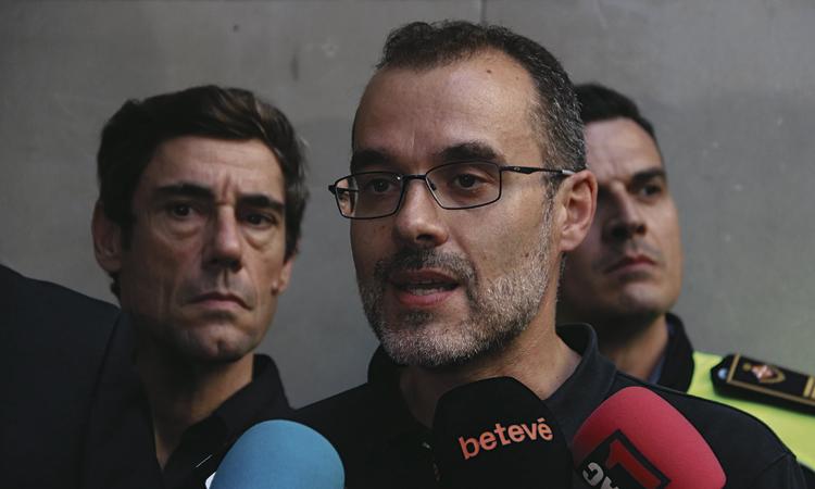 Jordi Rabassa, regidor provisional del Districte
