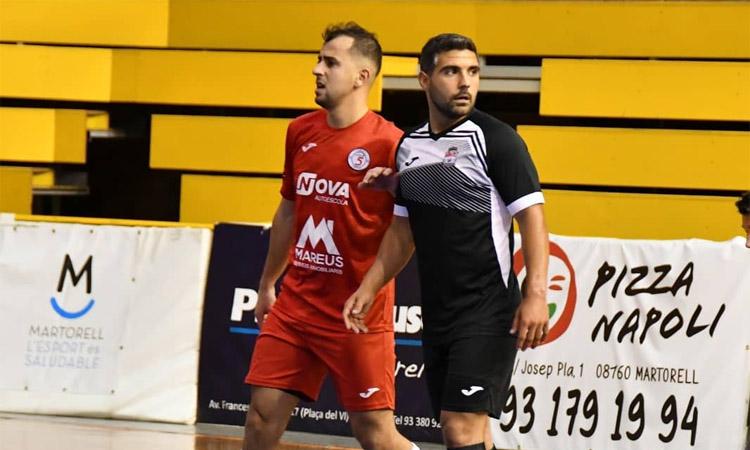 El Barceloneta Futsal, a punt per al segon tram del curs