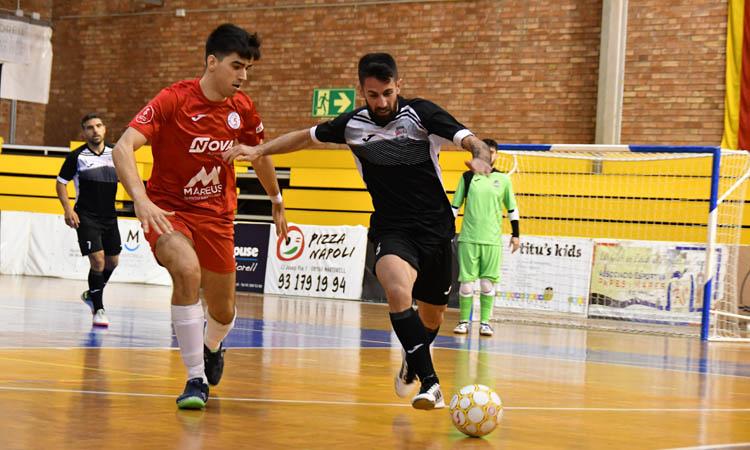El Barceloneta Futsal, eliminat de la Copa del Rei