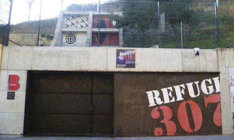 El Refugi 307: memòria inesborrable