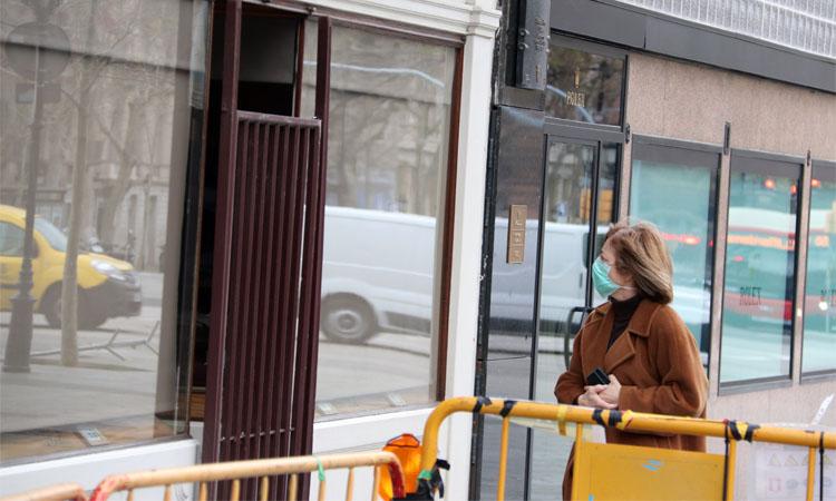 Barcelona Oberta: el 50% de les botigues dels eixos turístics preveu tancar a finals d