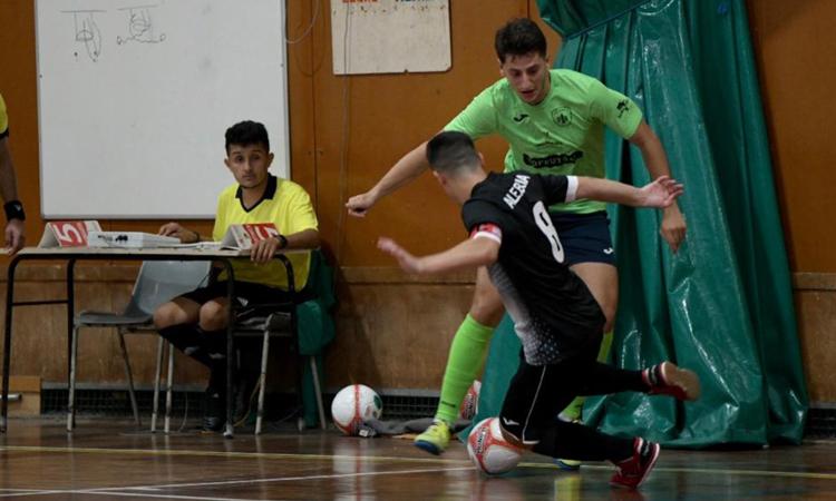 Bon inici del Barceloneta Futsal, invicte en tres partits