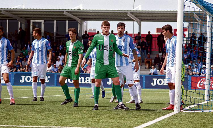 Esprint final per al 'play-off': elCornellà se la juga en quatre partits