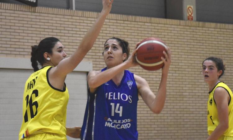 El Basket Almeda afronta la fase decisiva de la lliga