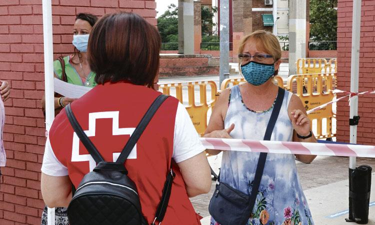 Cau el nombre de contagiats després d'un inici d'any difícil