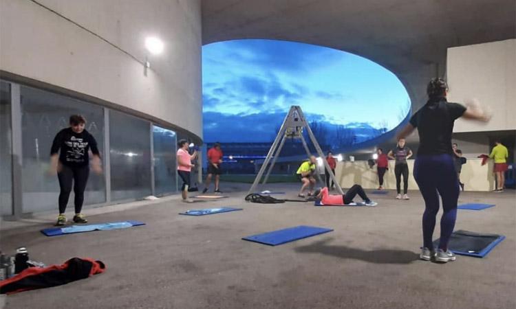 Cornellà adapta els gimnasos per mantenir l'activitat esportiva