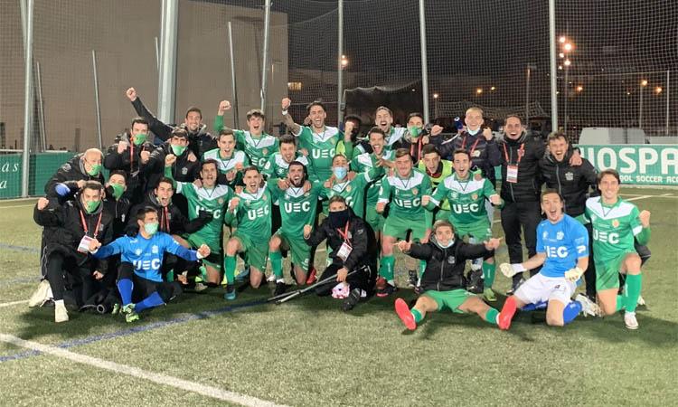 Dia de Reis memorable: el Cornellà elimina l'Atlético de la Copa