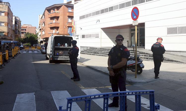 L'Audiència Nacional arxiva el cas de l'atac a la comissaria