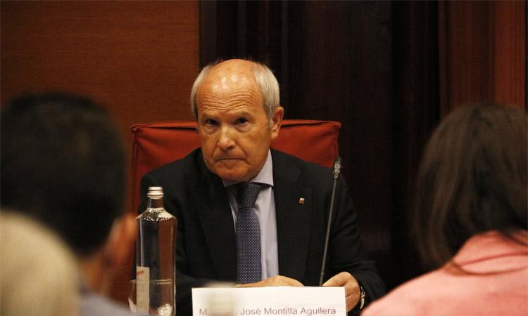 Montilla defensa el seu fitxatge per Enagás al Parlament