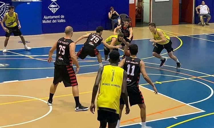 Sense ascensos: CBCi Basket Almeda seguiran on eren