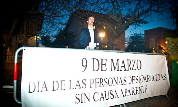 La ciutat acull un acte en record als desapareguts