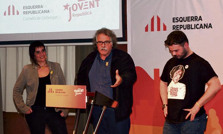Joan Tardà creu que ERC aconseguirà quatre regidors