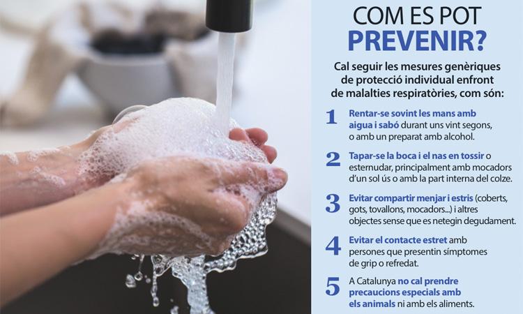 Tot el que has de saber sobre el coronavirus