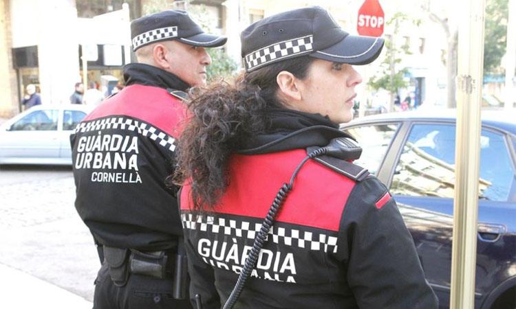 La Guàrdia Urbana multa 56 persones per incomplir el confinament