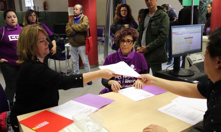 CCOO denuncia el Pla d'Igualtat de l'Ajuntament