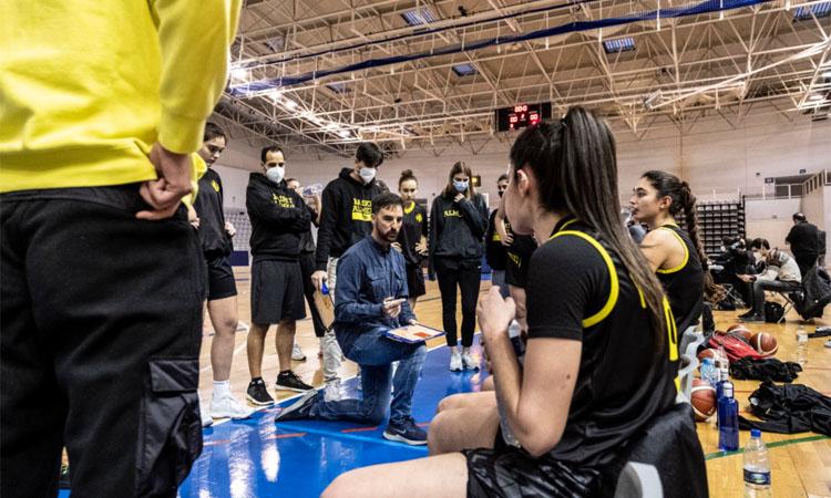 Final feliç: el Basket Almeda seguirà a Lliga Femenina 2