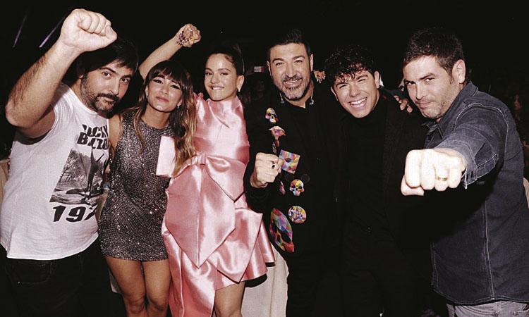 Los40 Music Awards premien la carrera d'Estopa