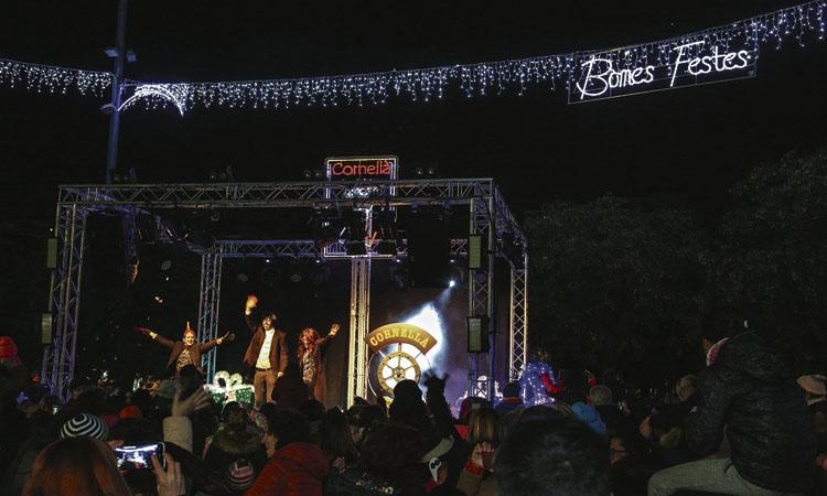 Els comerciants ompliran els carrers d'activitats per Nadal