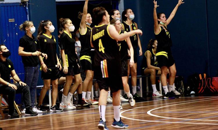 Curs en marxa per al CBCornellà i el Basket Almeda