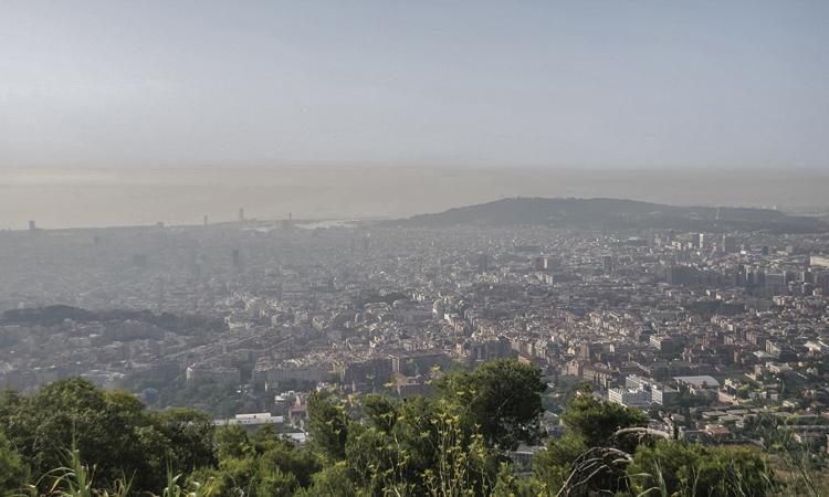 La contaminació de l'aire: hi ha (moltes) vides en joc