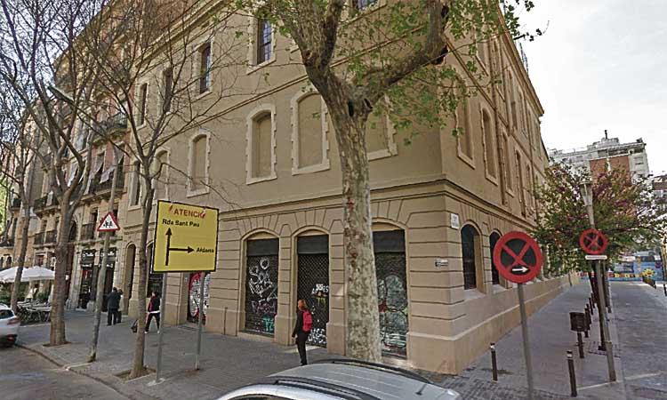 L'edifici de l'antiga escola Griselda, per ara sense futur