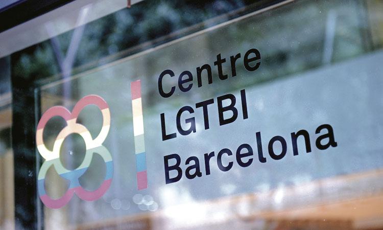 El Centre LGTBI atén un 14% més de persones el 2020