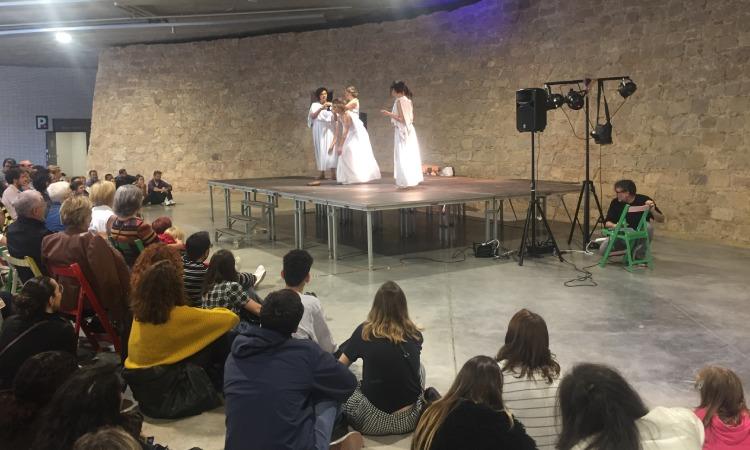 Calàbria 66 ja prepara la mostra de teatre La Troiana