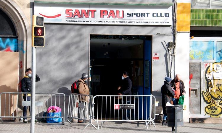 Ajornat dos mesos el desnonament del Gimnàs Sant Pau
