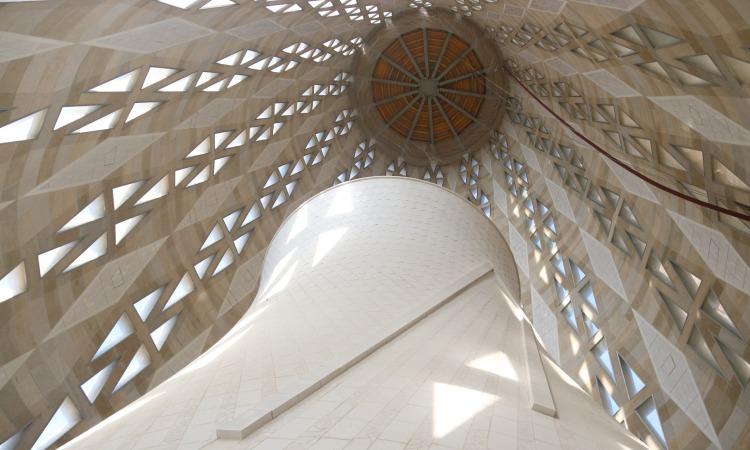 La Sagrada Família reprèn les obres: la torre de la Mare de Déu, aquest any