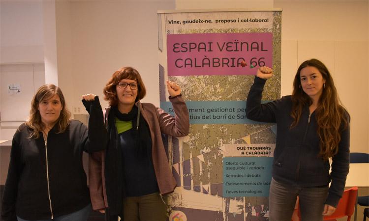 L'espai veïnal Calàbria 66 vol lluitar contra el malbaratament alimentari