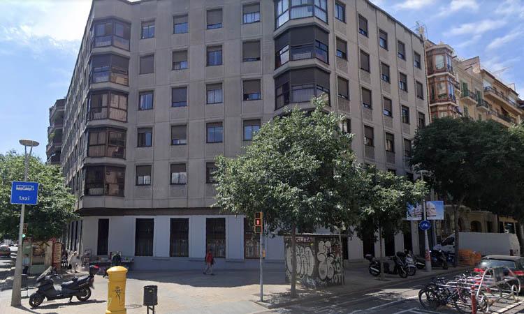 La Generalitat intervé una residència de la Dreta de l'Eixample
