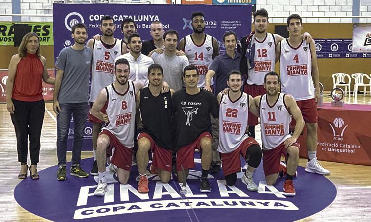 El CBRoser torna a la lliga EBAgràcies a l'ascens del Pardinyes