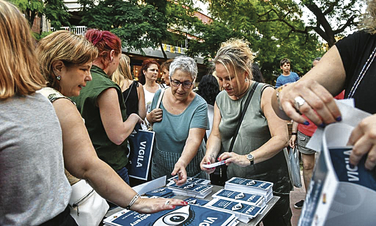 El barri de Sant Antoni s'uneix contra la inseguretat
