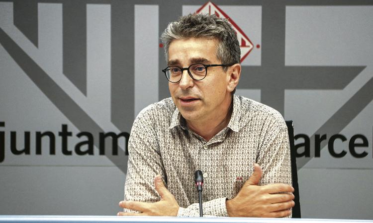 Jordi Martí, nou regidor del Districte de l'Eixample