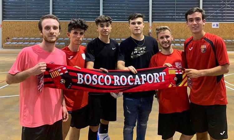 El Bosco Rocafort ja té a punt la plantilla del curs que ve